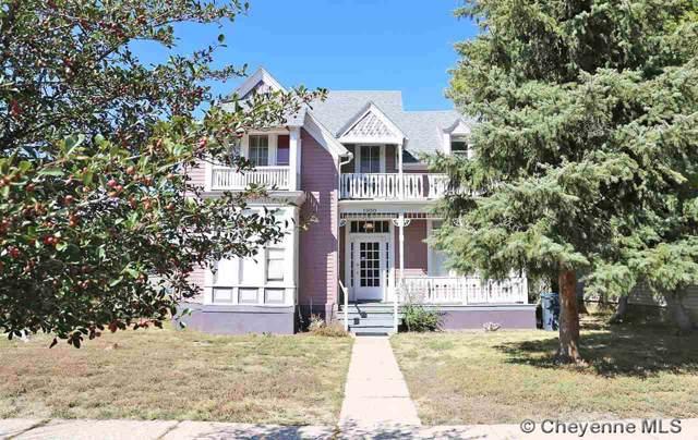 1300 21ST ST, Cheyenne, WY 82001 (MLS #76602) :: RE/MAX Capitol Properties