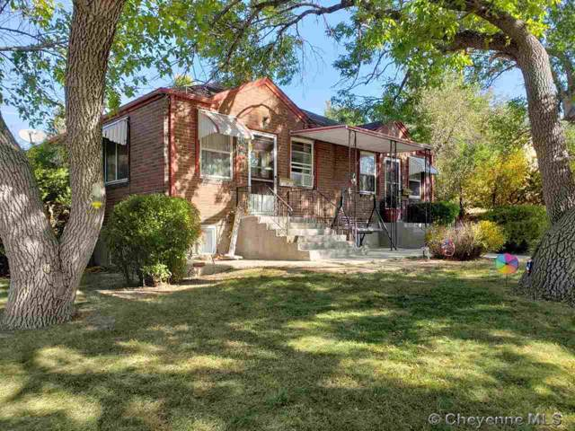 2101 Rollins Ave, Cheyenne, WY 82001 (MLS #76607) :: RE/MAX Capitol Properties