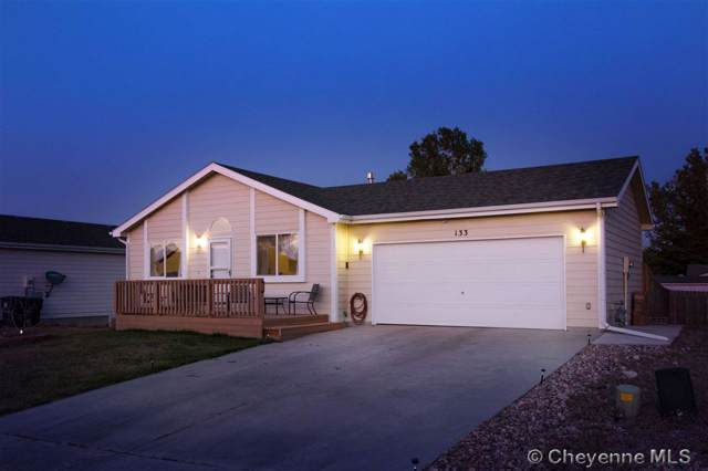 133 Bear River Ave, Cheyenne, WY 82007 (MLS #76631) :: RE/MAX Capitol Properties
