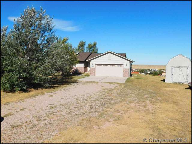 1008 Scott Dr, Cheyenne, WY 82007 (MLS #76632) :: RE/MAX Capitol Properties