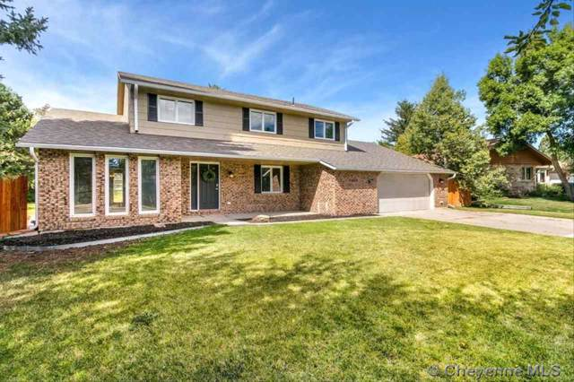 7008 Valley View Pl, Cheyenne, WY  (MLS #76634) :: RE/MAX Capitol Properties