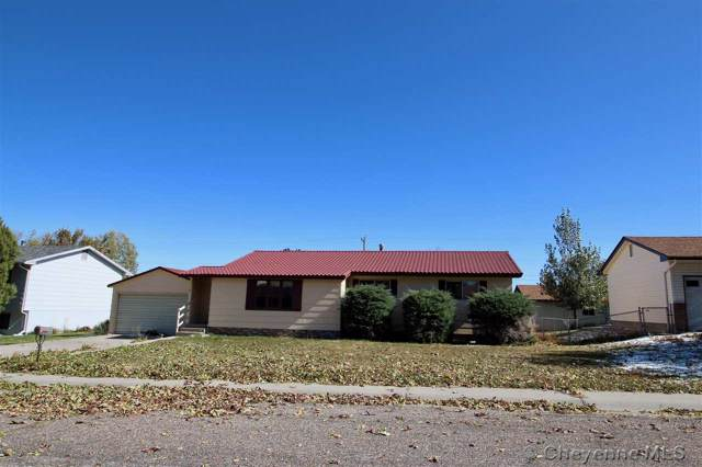 906 19TH ST, Wheatland, WY 82201 (MLS #76648) :: RE/MAX Capitol Properties