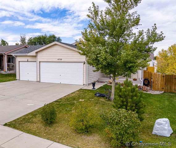 4720 Ranch House Way, Cheyenne, WY 82001 (MLS #76652) :: RE/MAX Capitol Properties