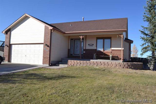 2812 Thomas Rd, Cheyenne, WY 82009 (MLS #76653) :: RE/MAX Capitol Properties