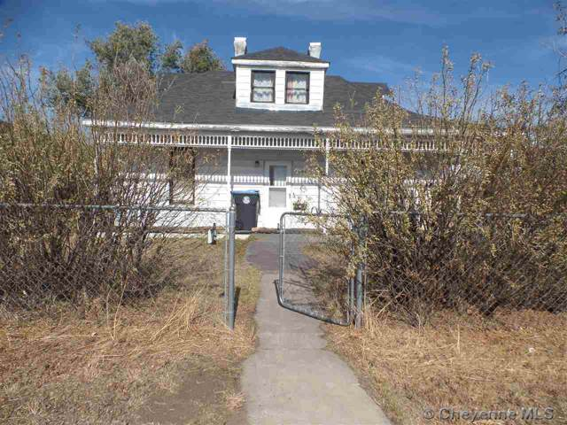 1004 W 20TH ST, Cheyenne, WY 82001 (MLS #76655) :: RE/MAX Capitol Properties