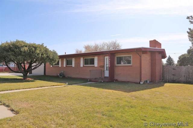 3117 Douglas St, Cheyenne, WY 82009 (MLS #76669) :: RE/MAX Capitol Properties