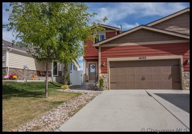 4021 Gunsmoke Rd, Cheyenne, WY 82001 (MLS #76693) :: RE/MAX Capitol Properties