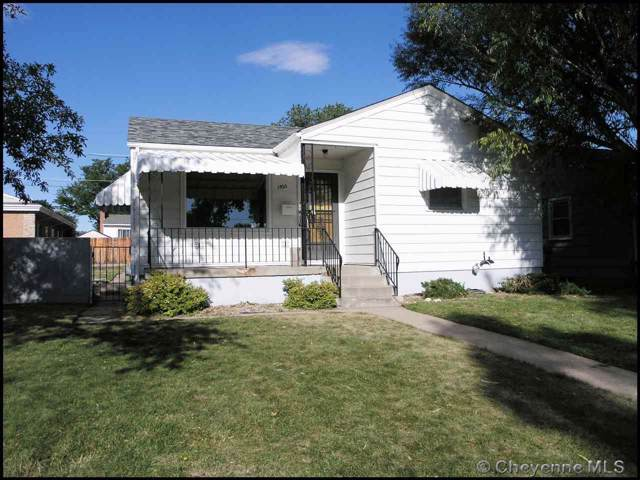 1520 Willow Dr, Cheyenne, WY 82001 (MLS #76708) :: RE/MAX Capitol Properties