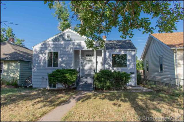 3403 Hynds Blvd, Cheyenne, WY 82001 (MLS #76709) :: RE/MAX Capitol Properties