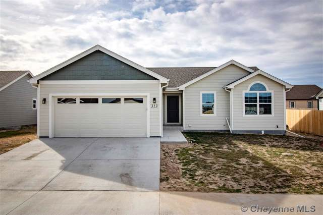 313 Apricot St, Cheyenne, WY 82007 (MLS #76716) :: RE/MAX Capitol Properties