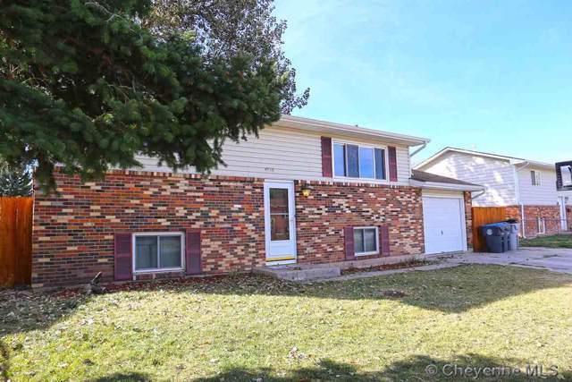 4716 Linden Wy, Cheyenne, WY 82001 (MLS #76718) :: RE/MAX Capitol Properties