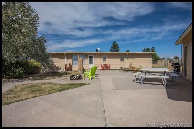 4007 Oasis St, Cheyenne, WY 82009 (MLS #76721) :: RE/MAX Capitol Properties