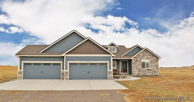 3484 Hancock Lane, Cheyenne, WY 82007 (MLS #76725) :: RE/MAX Capitol Properties