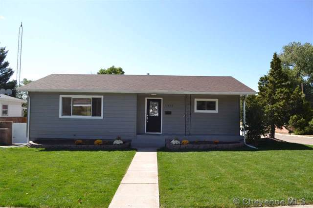 1801 Andover Dr, Cheyenne, WY 82001 (MLS #76728) :: RE/MAX Capitol Properties