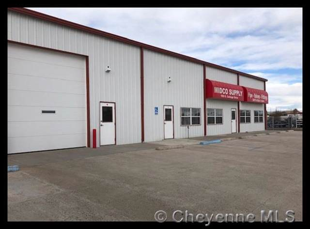 200 S College Dr, Cheyenne, WY 82007 (MLS #76731) :: RE/MAX Capitol Properties