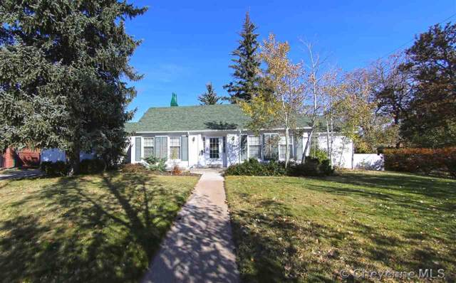 400 W 4TH AVE, Cheyenne, WY 82001 (MLS #76733) :: RE/MAX Capitol Properties