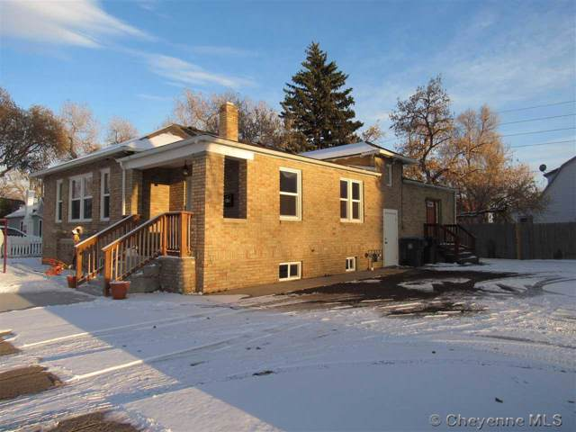 415 W 27TH ST, Cheyenne, WY 82001 (MLS #76793) :: RE/MAX Capitol Properties