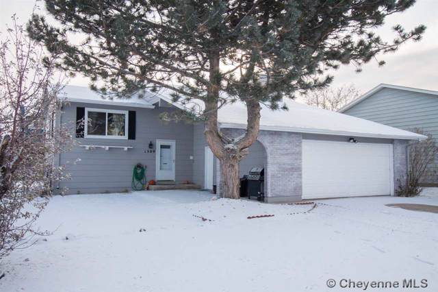 1509 Elkhorn Dr, Cheyenne, WY 82007 (MLS #76794) :: RE/MAX Capitol Properties
