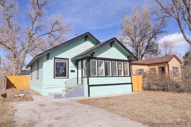 906 E 7TH ST, Cheyenne, WY 82007 (MLS #76890) :: RE/MAX Capitol Properties