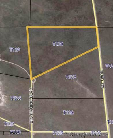 Tract 120 Road 139, Cheyenne, WY 82009 (MLS #76891) :: RE/MAX Capitol Properties
