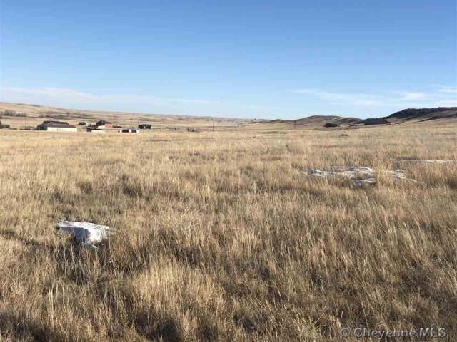 Tract 24 Latigo Loop, Cheyenne, WY 82009 (MLS #76897) :: RE/MAX Capitol Properties