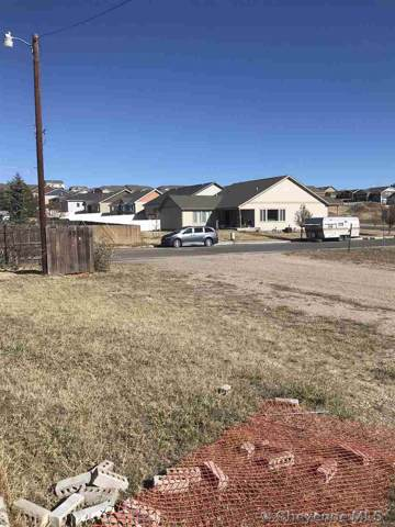3515 Carla Dr, Cheyenne, WY  (MLS #76905) :: RE/MAX Capitol Properties
