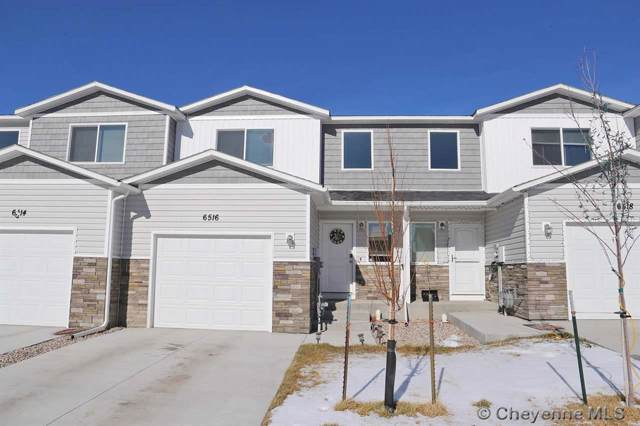 6516 Painted Rock Tr, Cheyenne, WY 82001 (MLS #76912) :: RE/MAX Capitol Properties