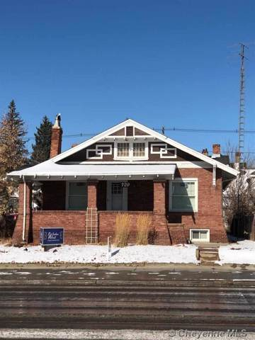 720 E Lincolnway, Cheyenne, WY 82001 (MLS #76913) :: RE/MAX Capitol Properties