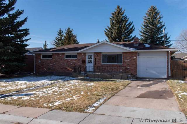 6524 Moreland Ave, Cheyenne, WY 82001 (MLS #76927) :: RE/MAX Capitol Properties