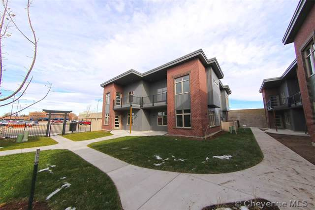 517 W 17TH ST, Cheyenne, WY 82001 (MLS #76948) :: RE/MAX Capitol Properties