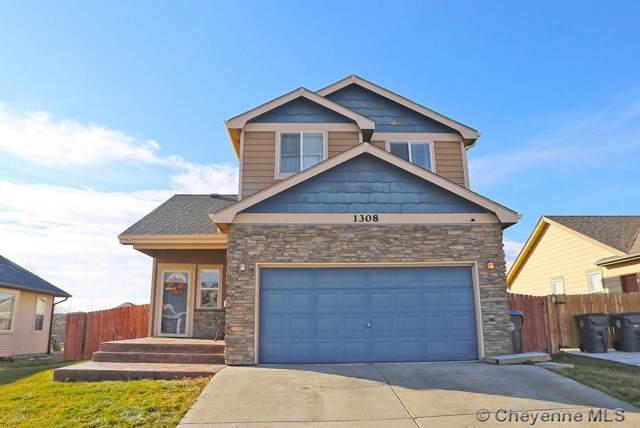 1308 Medley Loop, Cheyenne, WY 82007 (MLS #76978) :: RE/MAX Capitol Properties