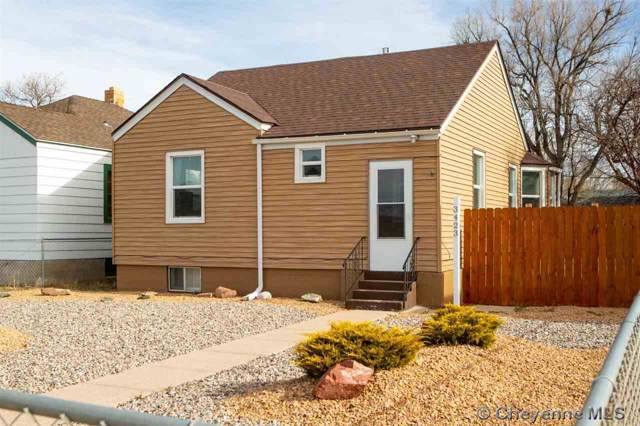 3423 Hynds Ave, Cheyenne, WY 82001 (MLS #76989) :: RE/MAX Capitol Properties