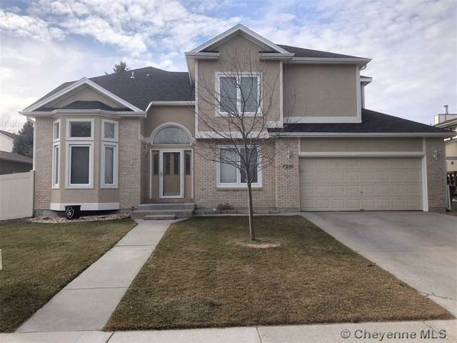 7210 Bridle Dr, Cheyenne, WY 82009 (MLS #76994) :: RE/MAX Capitol Properties