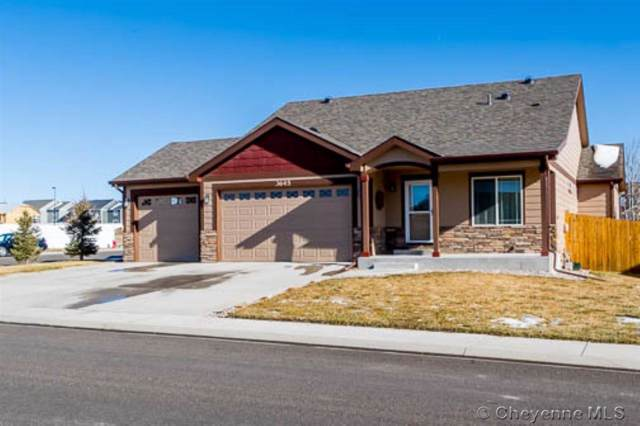 3645 Gunsmoke Rd, Cheyenne, WY 82001 (MLS #77008) :: RE/MAX Capitol Properties