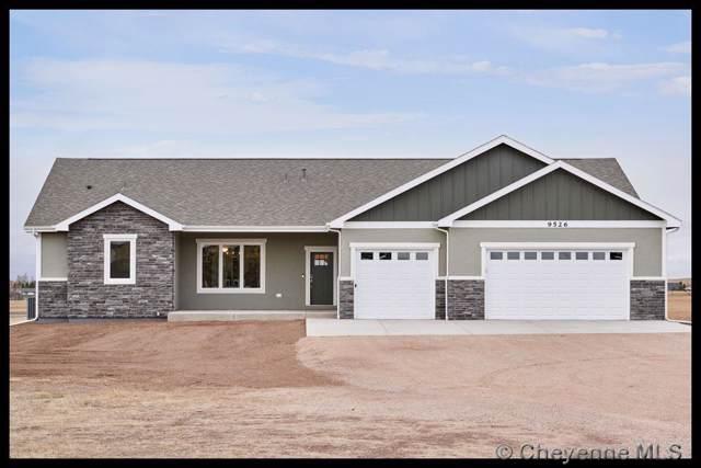 9526 Buck Brush Rd, Cheyenne, WY 82009 (MLS #77010) :: RE/MAX Capitol Properties