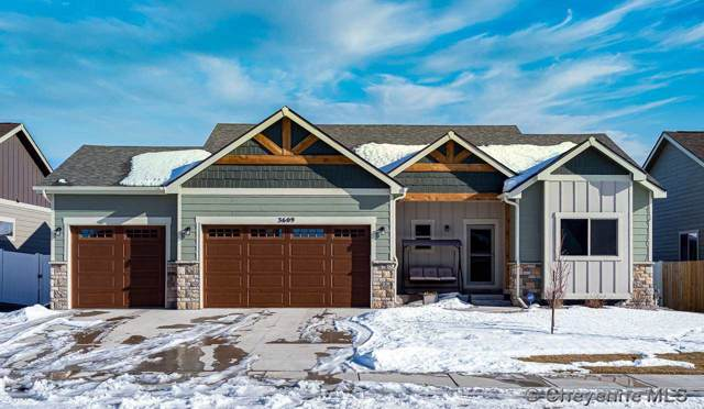 3609 Purple Sage Rd, Cheyenne, WY 82001 (MLS #77032) :: RE/MAX Capitol Properties