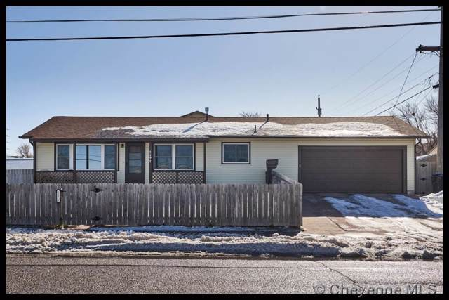 1171 W Leisher Rd, Cheyenne, WY 82007 (MLS #77033) :: RE/MAX Capitol Properties