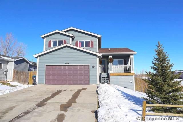 4804 Saddleback Dr, Cheyenne, WY 82001 (MLS #77034) :: RE/MAX Capitol Properties
