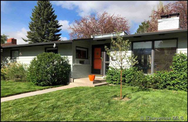 3619 Dover Rd, Cheyenne, WY 82001 (MLS #77036) :: RE/MAX Capitol Properties