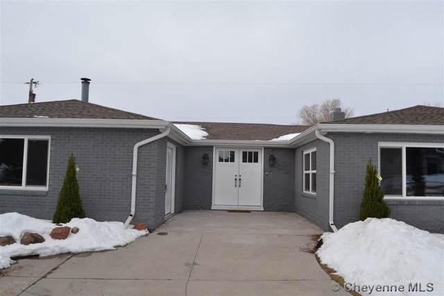 6506 Prairie Hills D, Cheyenne, WY 82009 (MLS #77037) :: RE/MAX Capitol Properties