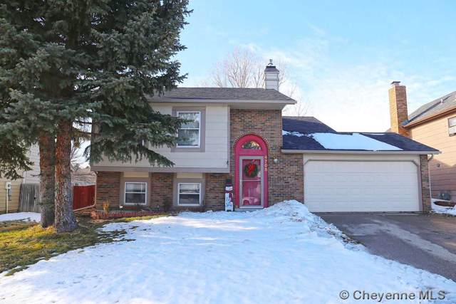 4708 Shell Beach Ave, Cheyenne, WY 82009 (MLS #77039) :: RE/MAX Capitol Properties