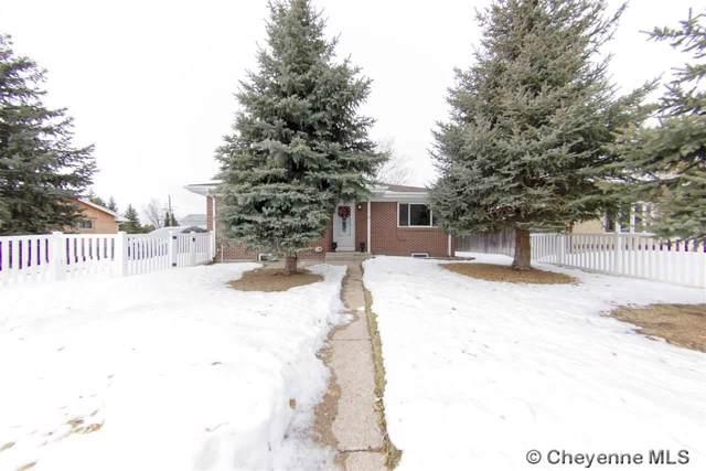 5216 Sagebrush Ave, Cheyenne, WY 82009 (MLS #77040) :: RE/MAX Capitol Properties