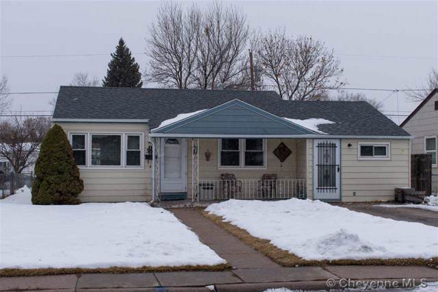 3514 Alexander Ave, Cheyenne, WY 82001 (MLS #77048) :: RE/MAX Capitol Properties