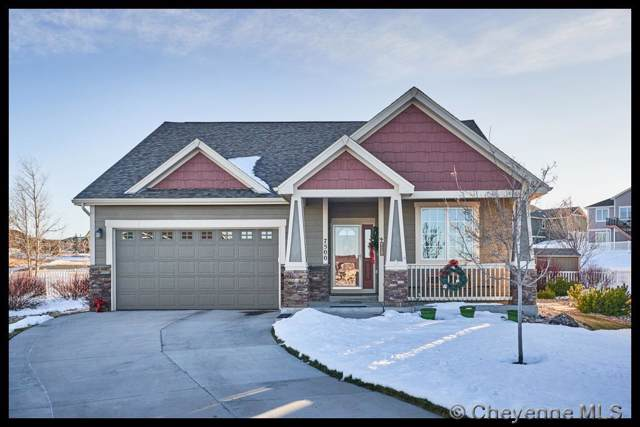 7500 Danni Marie Cir, Cheyenne, WY 82009 (MLS #77049) :: RE/MAX Capitol Properties