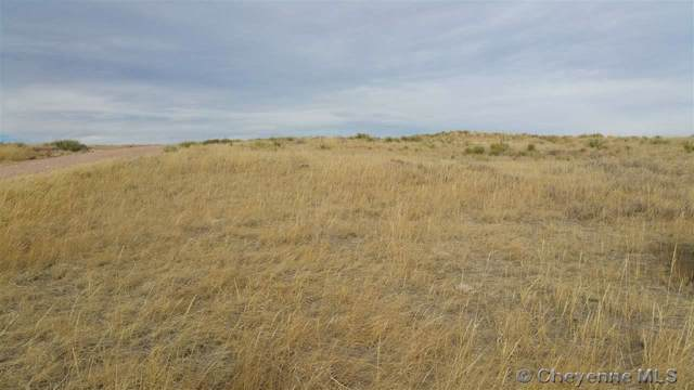 Tract 18 Barnwood Blvd, Cheyenne, WY 82009 (MLS #77053) :: RE/MAX Capitol Properties