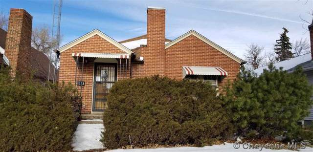 102 E Pershing Blvd, Cheyenne, WY 82001 (MLS #77070) :: RE/MAX Capitol Properties