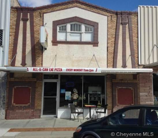 123 S Chestnut St, Kimball, NE 69145 (MLS #77147) :: RE/MAX Capitol Properties