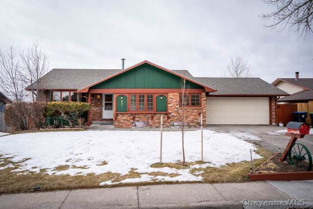 531 Cottonwood Dr, Cheyenne, WY 82001 (MLS #77160) :: RE/MAX Capitol Properties