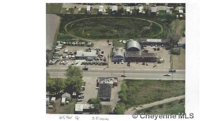 1101-1113-1115 S Greeley Hwy, Cheyenne, WY 82007 (MLS #77168) :: RE/MAX Capitol Properties