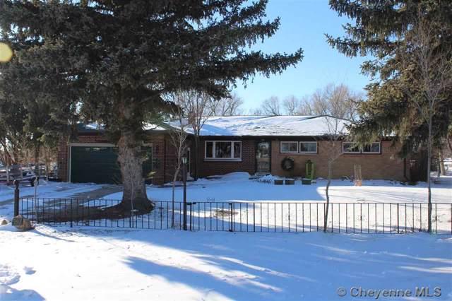 9518 Delaware St, Cheyenne, WY 82009 (MLS #77187) :: RE/MAX Capitol Properties